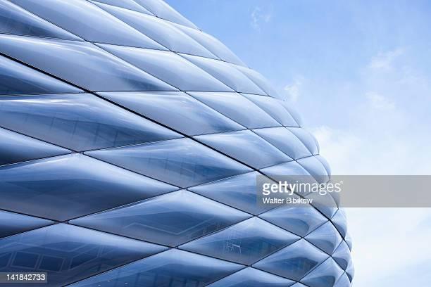 Germany, Bayern/Bavaria, Munich, Allianz Arena Football Stadium