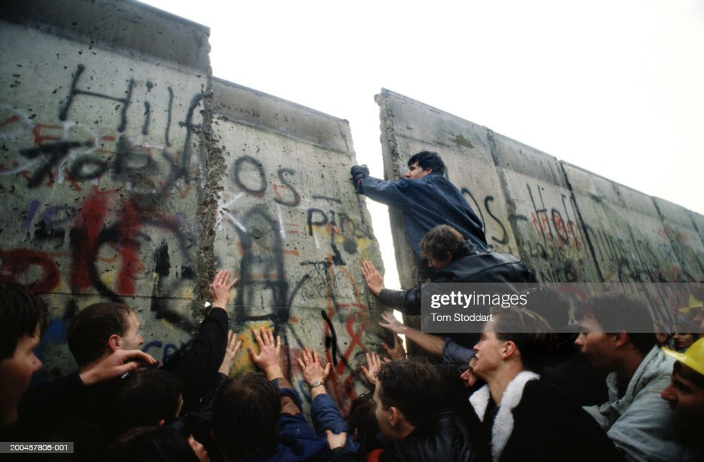 Germany, Berlin 1989
