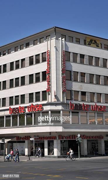 Germany Berlin Charlottenburg Beate Uhse Erotik Museumm at Joachimstaler Strasse / Kantsstrasse