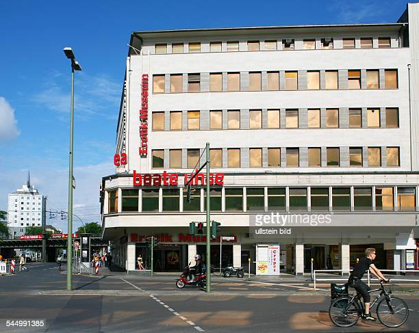 Germany Berlin Charlottenburg ErotikMuseum Beate Uhse Joachimsthaler Strasse
