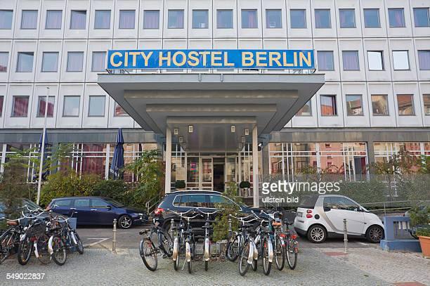 the hostel 'City Hostel Berlin' in a formerly Embassy Building North Korea