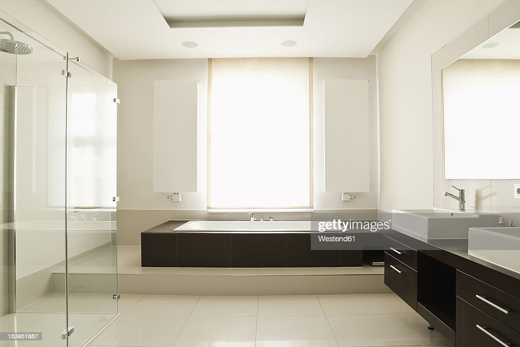 Germany, Berlin, Modern bathroom