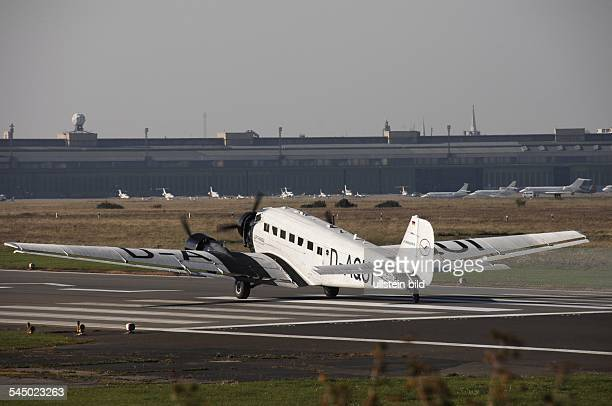 Junkers Berlin junkers ju 52 stock photos and pictures getty images