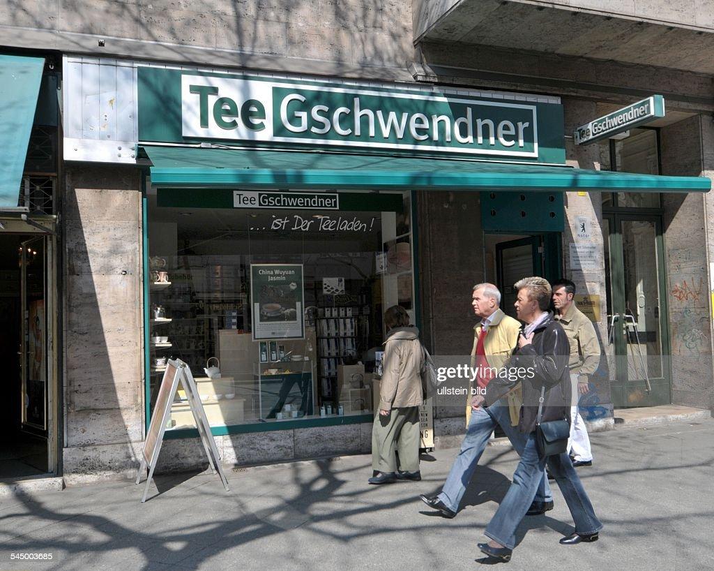 Germany berlin steglitz steglitz zehlendorf tea shop gschwendner at schlossstrasse