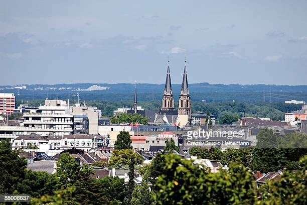 Germany, Bonn, cityscape with Cathedral