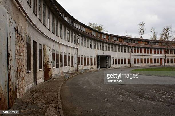 Germany Brandenburg Elstal former Olympic Village former 'eating house of the nations'