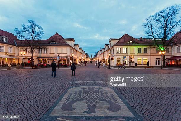 Germany, Brandenburg, Postdam, View of city