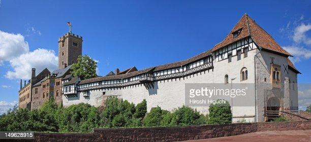 Germany, Castle Wartburg