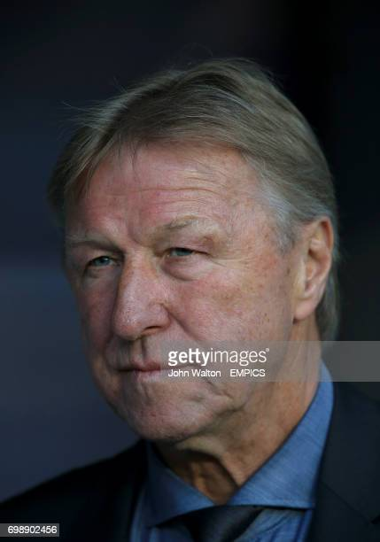 Germany coach Horst Hrubesch