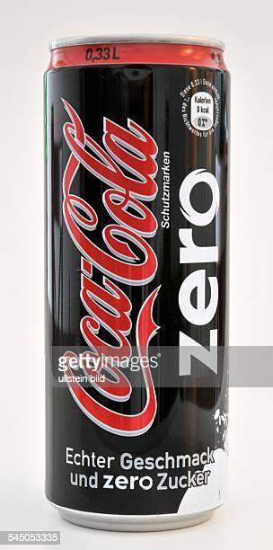 CocaCola zero sugarfree can