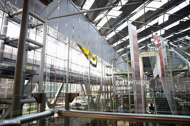 Germany, Cologne, Airport building