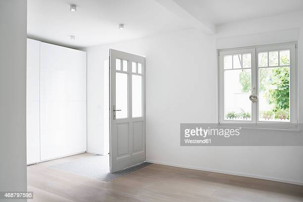 Germany, Cologne, Room in empty house