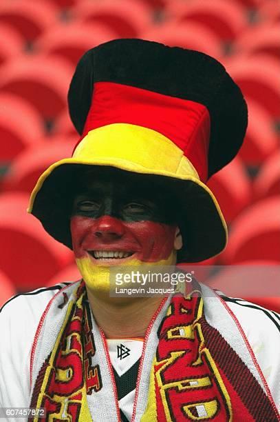 SOCCER germany cup team joy world fan united