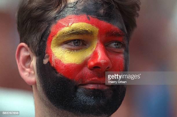 SOCCER germany cup team world fan yugoslavia