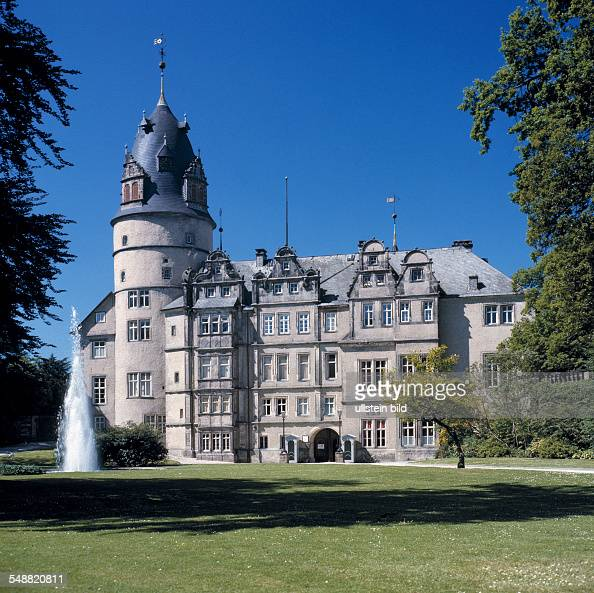 Germany castle detmold pictures getty images for Innenarchitektur ostwestfalen lippe