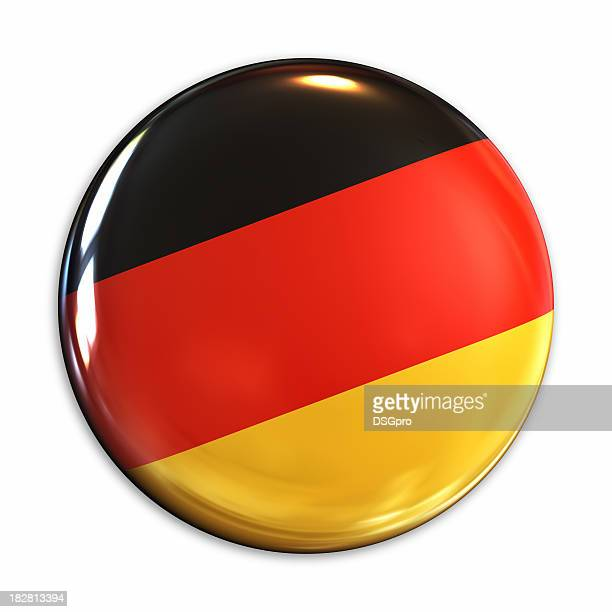 Deutschland Flagge pin