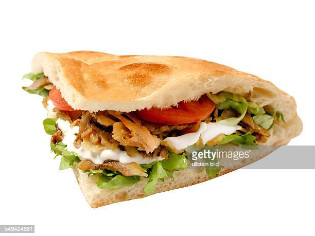 Food turkish food chicken doner kebab
