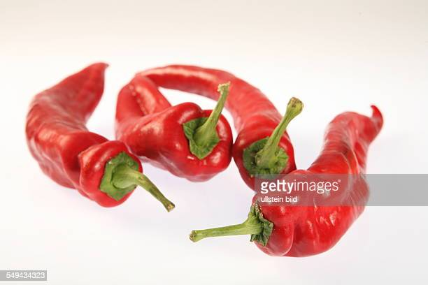 DEU Germany Food vegetables Red chili