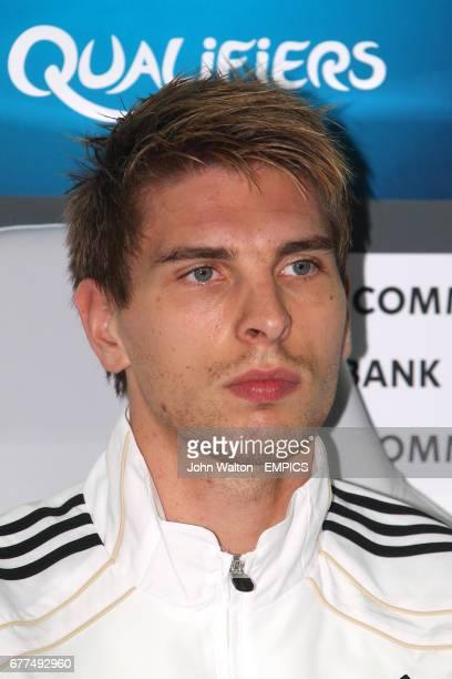 Germany goalkeeper RonRobert Zieler