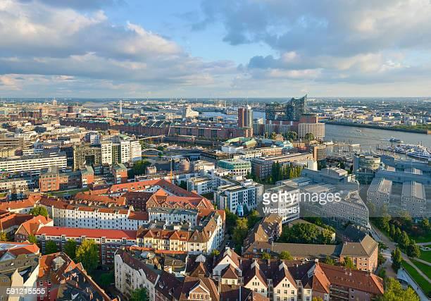 Germany, Hamburg, Cityscape