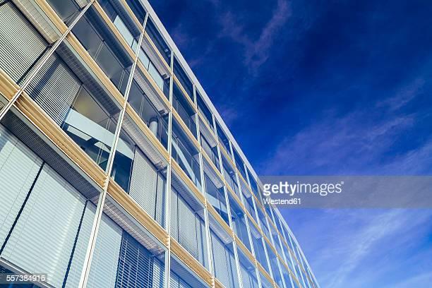 Germany, Hamburg, detail of office building