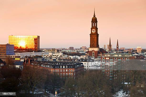 Germany, Hamburg, View of city life