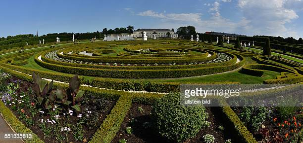 The Great Garden of Herrenhaeuser Gardens counts among the most important baroque gardens in Europe Rich flora and orderly Gruen it provides not only...
