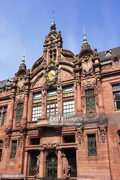 Germany, Heidelberg,  University of Heidelberg