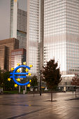 Germany, Hesse, Frankfurt, European Central Bank
