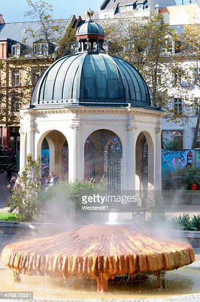 Germany, Hesse, Wiesbaden, Hot spring