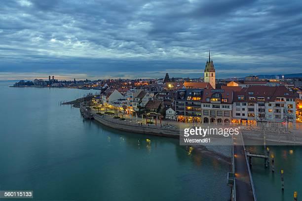 Germany, Lake Constance, Friedrichshafen