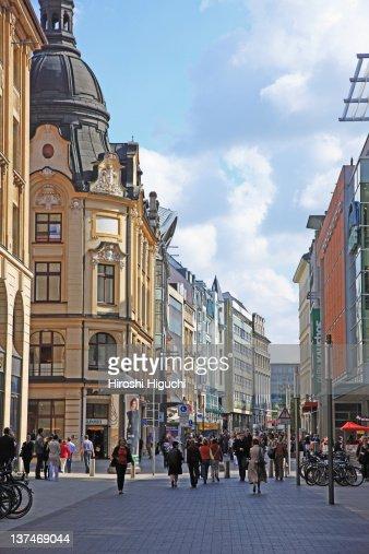 Germany, Leipzig : ストックフォト