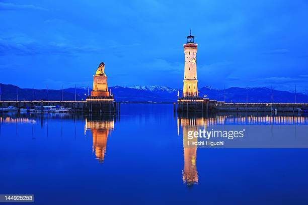 Germany, Lindau at Lake Constance