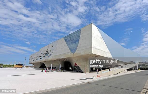 Germany Lower Saxony Wolfsburg Science Center PHAENO