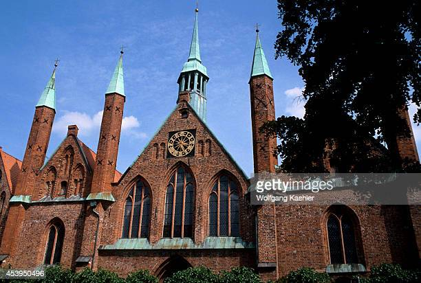 W Germany Lubeck Heiligengeisthospital Hospice Of The Holy Ghost