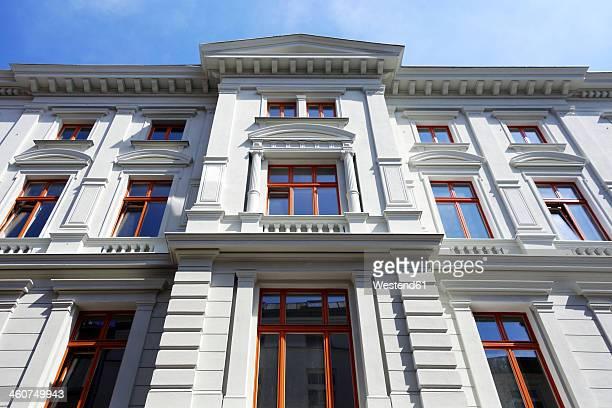 Germany, Mecklenburg Western Pomerania, Schwerin, View of  historic building