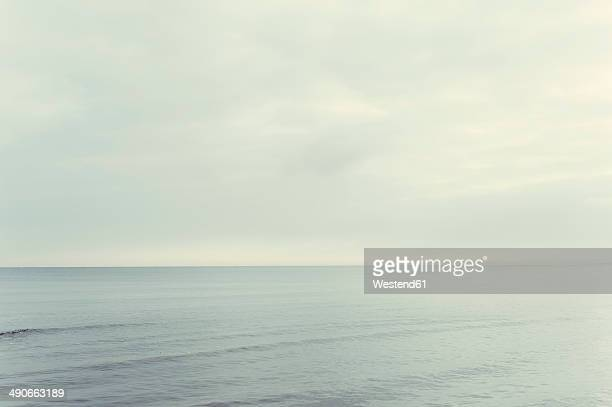 Germany, Mecklenburg-Western Pomerania, Ruegen, Baltic Sea in winter