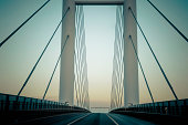 Germany, Mecklenburg-Western Pomerania, Ruegen bridge