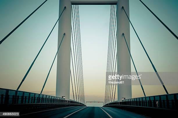 Germany, Mecklenburg-Western Pomerania, Ruegen bridge