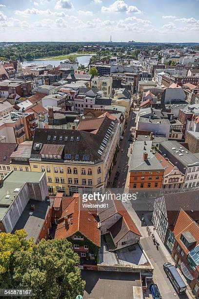 Germany, Mecklenburg-Western Pomerania, Schwerin, Cityscape