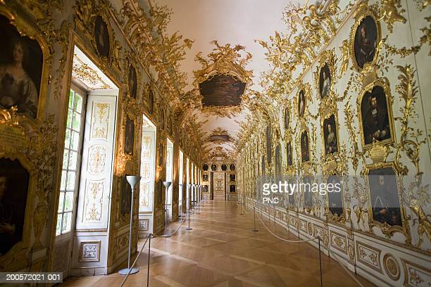 Germany, Munich, Ahnengalerie (Ancestral Gallery) at Residenz
