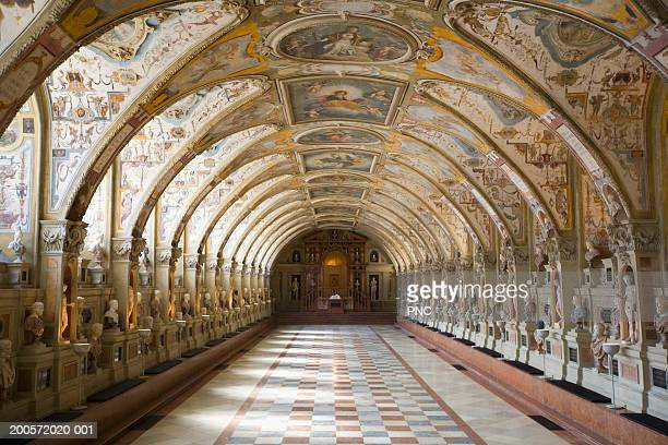 Germany, Munich, Antiquarium at Residenz