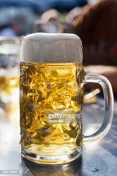 Germany, munich, one liter of beer