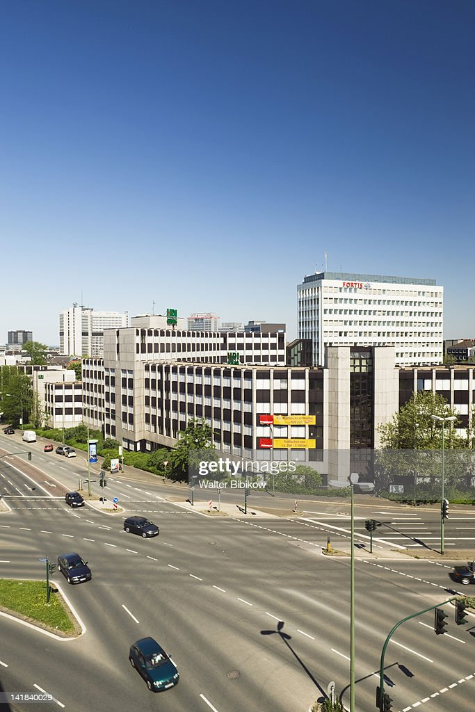 Germany, Nordrhein-Westfalen, Ruhr Basin, Dortmund, City centre : Stock Photo