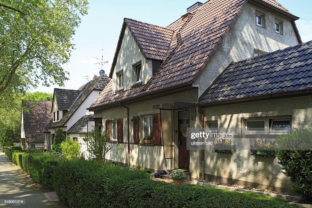 Germany - North Rhine-Westphalia - Bochum: Bochum-Hordel, Colony