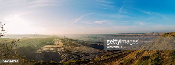 Germany, North Rhine-Westphalia, Garzweiler surface mine
