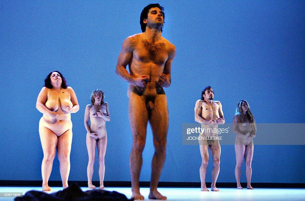 France Nude Dance 93