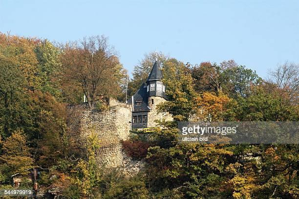 castle AltRathen in the Saxon Switzerland