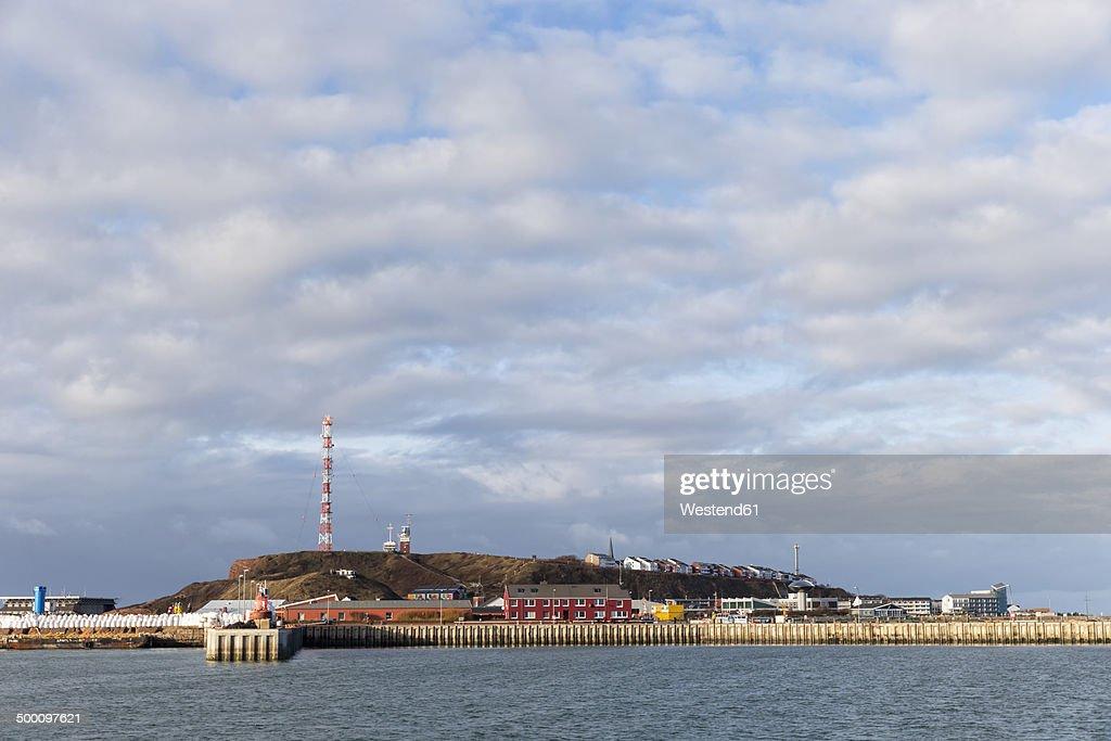 Germany, Schleswig-Holstein, Helgoland : Stock Photo
