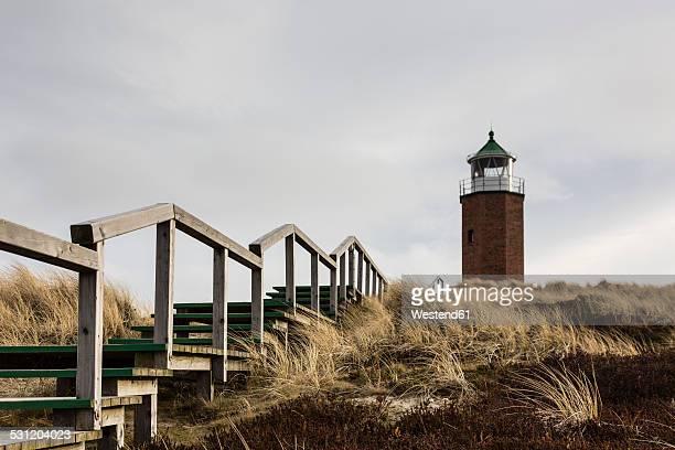 Germany, Schleswig-Holstein, Sylt, Kampen, Lighthouse